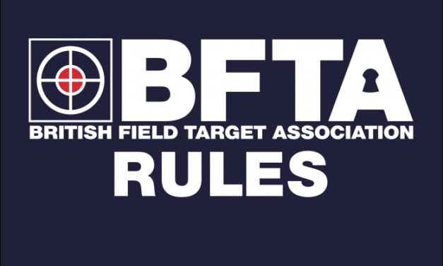BFTA  2021 Competition Rules